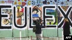 Grafit në Prishtinë