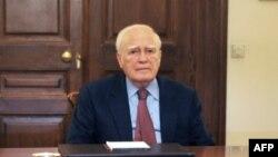 Грчкиот претседател Каролос Папуљас