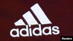 Логотип «Adidas».