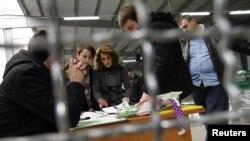 Numërimi i votave - foto nga arkivi
