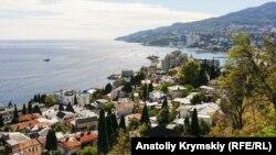 Поликуровский холм, Ялта, Крым