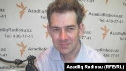 Експерт з питань Кавказу американського Фонду Карнеґі Томас де Ваал