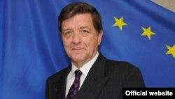 Европа Иттифоқининг Ўзбекистондаги элчиси Норбер Юстен.