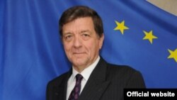 Европа Иттифоқи делегациясига раҳбари Н.Жустен