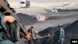 معدن ذغال سنگ در سمنگان