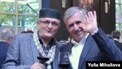 La Gala Generozității de la Chișinău alături de Vasile Botnaru