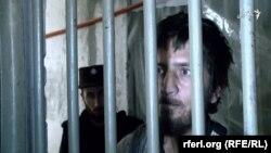 آرشیف، یکی از زندانیان در زندان پلچرخی