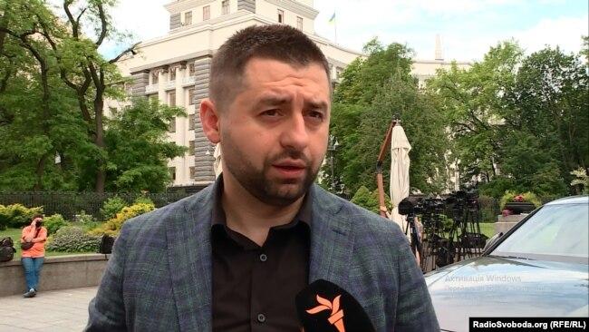 Давид Арахамія, голова фракції «Слуга народу», народний депутат