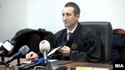 Иван Џолев, претседател на Кривичниот суд