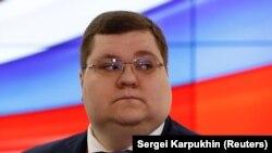 Игорь Чайка, сын генпрокурора России Юрия Чайки
