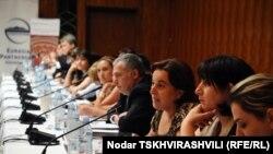 Основной темой форума стала прозрачность судопроизводства в Грузии