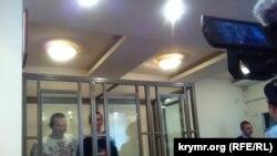 Суд над Олегом Сенцовым и Александром Кольченко