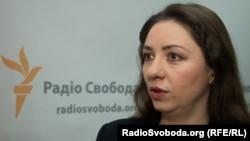 Олеся Яхно, політичний експерт