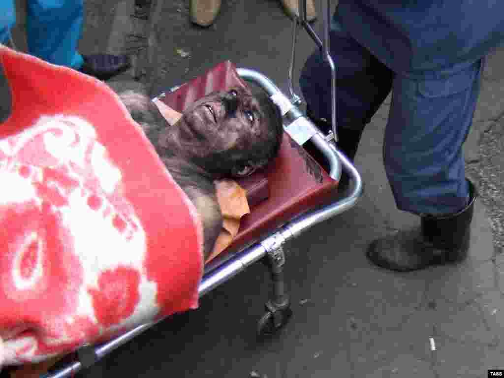 Шесть шахтеров погибли на Украине в донецкой шахте имени Скачинского, судьба семерых неизвестна. Ещё 30 горняков находятся в больницах (ИТАР-ТАСС)