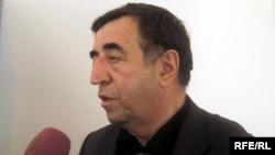 """Председатель ОАО """"Мелиорация и водное хозяйство"""" Ахмед Ахмедзаде"""