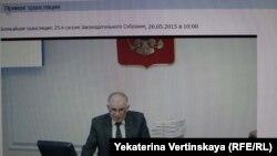 Депутат законодательного собрания Иркутской области Сергей Бренюк