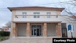 Зградата на новиот театар во Гевгелија