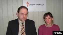 Хенрик Литвин и Ирина Флиге