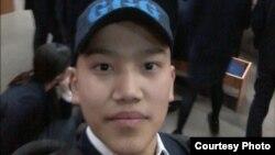 17-летний Бобурбек Исматуллаев из Узбекистана, у которого прогрессирующее онкологическое заболевание – остеосаркома.