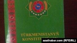 Türkmenistanyň Baş kanuny, 2007.