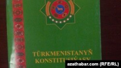 Türkmenistanyň Esasy kanuny
