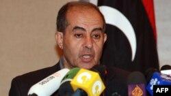 Ұлттық күштер альянсы коалициясының жетекшісі Махмуд Жибрил. Ливия, 20 қазан 2011 жыл.