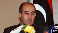 Премьер-министр Национального переходного совета Ливии Махмуд Джибриль