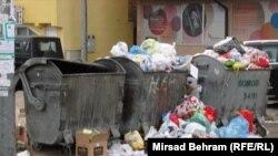 Mostar zatrpan smećem: Komunalci protestirali i pred deponijom