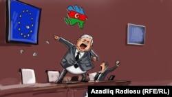 Azerbaijan Responds To EU Criticism (RFE/RL Azerbaijani Service)