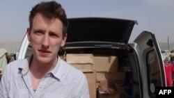 پیتر کاسیگ، امدادگر آمریکایی که «حکومت اسلامی» از ماه گذشته تهدید به بریدن سر او کرده بود