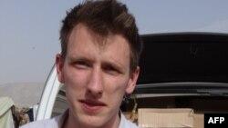 Убитый боевиками американский сотрудник гуманитарной миссии в Сирии Питер Кэссиг