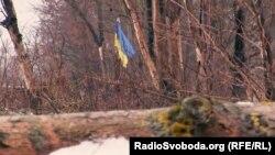 Лінія оборони ЗСУ в Донецькій області