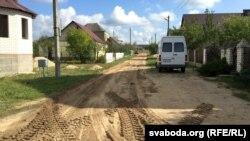 На вуліцах былой вёскі Цівіншчына
