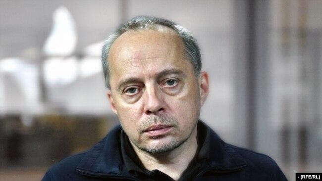 Михайло Соколов, журналіст російської редакції Радіо Свобода