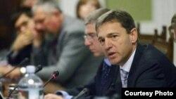 Shefi i delegacionit të Bashkimit Evropian në Serbi, Vincent Deger.