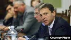 Shefi i delegacionit të Bashkimit Evropian në Beograd, Vincent Deger - foto arkivi