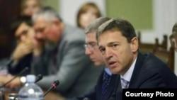 Shefi i delegacionit të Bashkimit Evropian në Beograd, Vincent Deger.