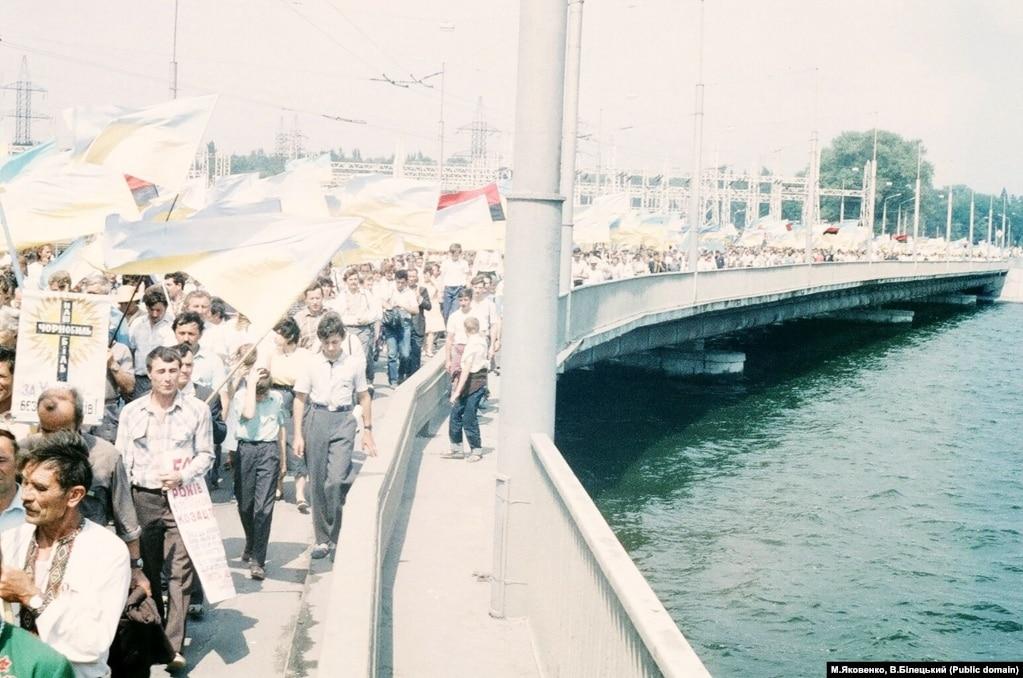 Запоріжжя, 5 серпня 1990 року