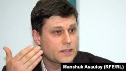 Юрист Сергей Уткин.