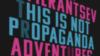 """""""Aceasta nu este propagandă: Aventuri din războiul împotriva realității"""" (VIDEO)"""
