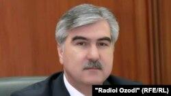 Файзиддин Қаҳҳорзода.