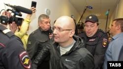 """Генеральный директор компании """"Заслон"""" Александр Горбунов"""