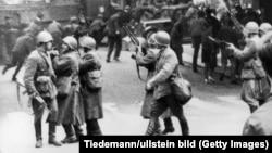 Прага. 19 августа 1968 года
