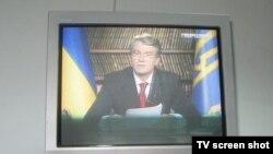 Украинские власти в претензии к российским телеканалам, неправильно, с их точки зрения, освещающим украинскую жизнь