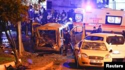 Наслідки вибуху в Стамбулі, 10 грудня 2016 року