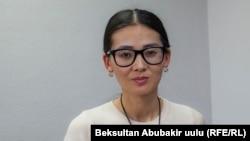 Лира Майрамбек кызы