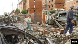 На этот раз взрыв активности сепаратистов обошелся без жертв