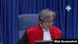 Netherlands - O Ghon Kwon, the Hague judge