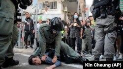 اعتراضات در هانگ کانگ