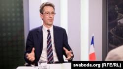 Амбасадар Францускай Рэспублікі ўРэспубліцы Беларусь Дзідзье Канэс